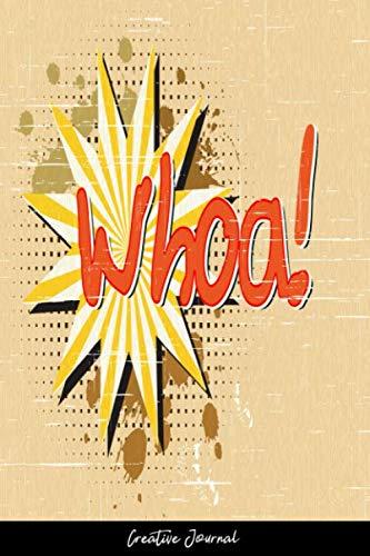 (Creative Journal: Dot Grid Journal - Abstract Art Bam Book Boom Cartoon Cloud Comic Creative Danger Elegant Humor Icon Noise Pop Poster Puff Star Talk ... Travel, Goal, Bullet Notebook)