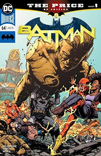 Batman (2016-) #64 - Bat 64