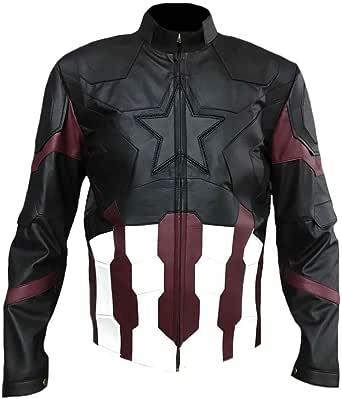 Stormwise - Chamarra de Guerra para Hombre, Talla XS-5XL, diseño de Capitán Infinity