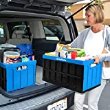 CleverMade 62L Collapsible Storage Bins with Lids