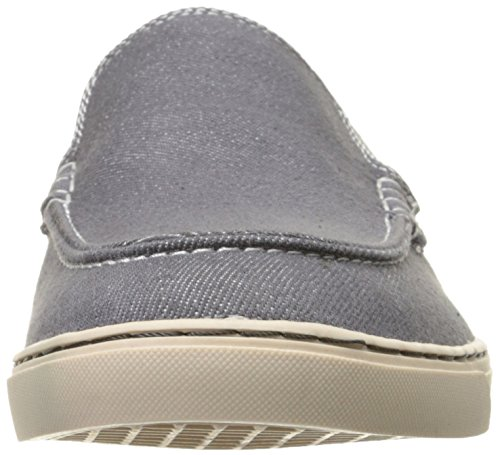 Ck Jeans Men's Zeus Denim Slip-on Loafer Dark Grey DDsMUwfQ4V