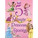 5-Minute Princess Stories (5-Minute Stories)