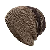 WUAI Deals,Women Men Winter Knit Warm Flexfit Hat