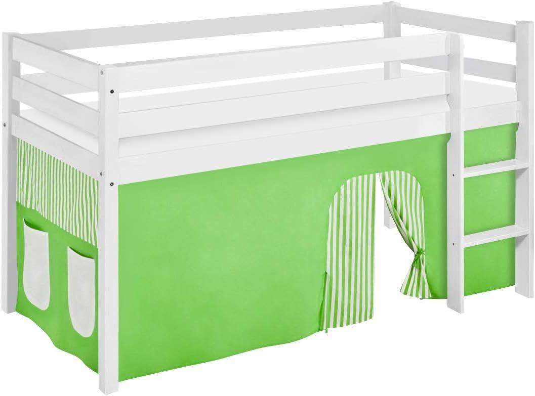 Lilo Kids jelle20 54kw de Verde de Color Beige de S Parte Cama ...