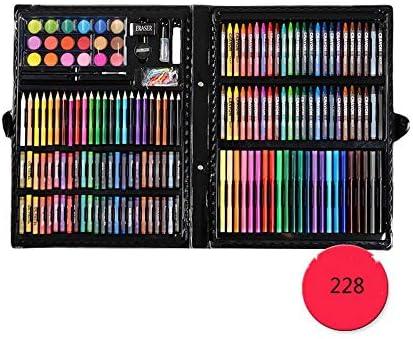 ALOOVOO 238 Piezas de Arte Sets para niños, Artistas Junior Coloring & Estuche de Pintura Regalo para niños Kids: Amazon.es: Hogar