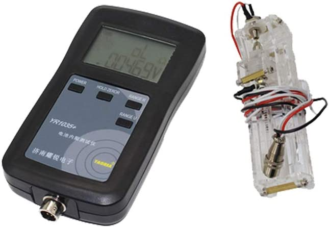 YR1035 4 Line High Precision Lithium Battery Internal Resistance Test Instrument Ni MH Ni Cd Button Battery Tester Type A