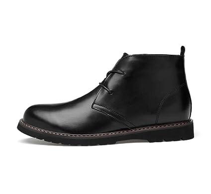 HYLFF Zapatos de Negocios Trajes de Hombre Brogues Zapatos ...