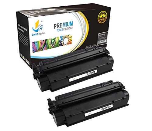 Imageclass D320 D340 Pc (Catch Supplies Replacement 7833A001AA Black Laser Toner Cartridge 2 Pack Set for the Canon S35 series |3,500 yield| compatible with the Canon imageClass D300, D320, D340, D360, MF3240, PC-D320, D340)