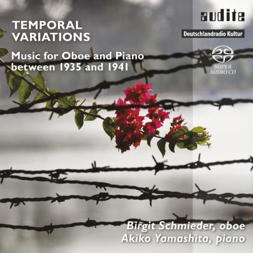 (Temporal Variations: Music for Oboe and Piano between 1935 and 1941)