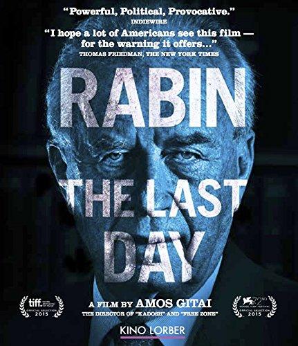 Rabin, The Last Day [Blu-ray]