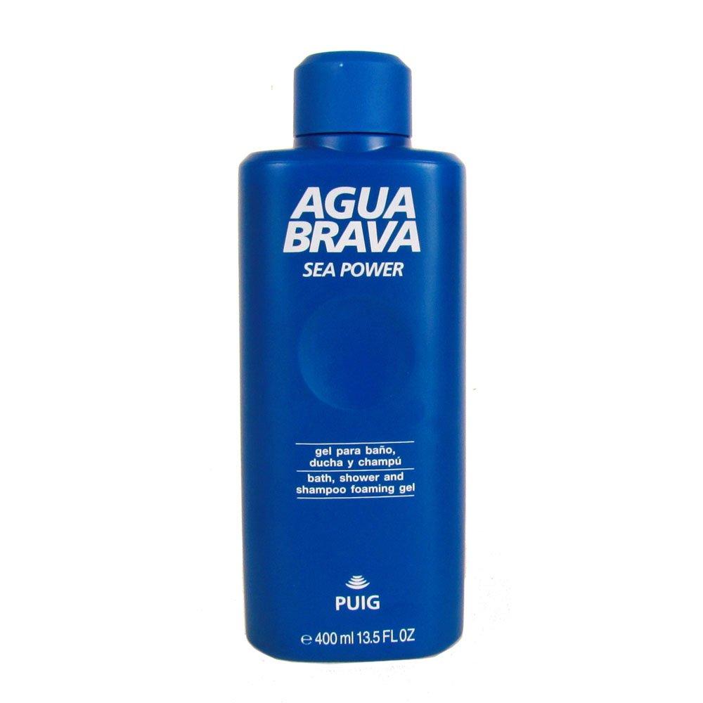 Antonio Puig Agua Brava Sea Power Shower Gel 400ml  Amazon.co.uk  Health    Personal Care 8d834040c365