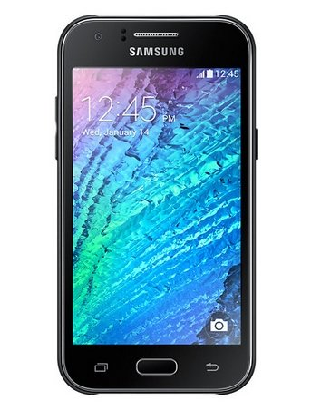Samsung Galaxy J1 Ace (Sm-J110H) Duos Dual Sim Quad Band GPS Android Smart Phone (Black) - International Version ()