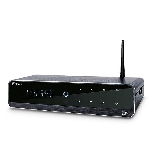 2 opinioni per Fantec 4KP6800 2000GB 3840 x 2160pixels Wi-Fi Black digital media player-