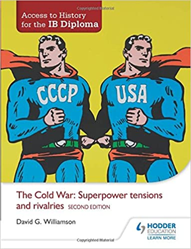 Téléchargez des ebooks gratuits pour joomlaCold War: Superpower Tensions & Rivalries (Access to History for the Ib Diploma) in French PDF PDB