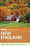 img - for Fodor's New England (Full-color Travel Guide) by Fodor's (2012-11-27) book / textbook / text book