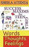 Words, Thoughts, Feelings, Sheila Atienza, 0981147526