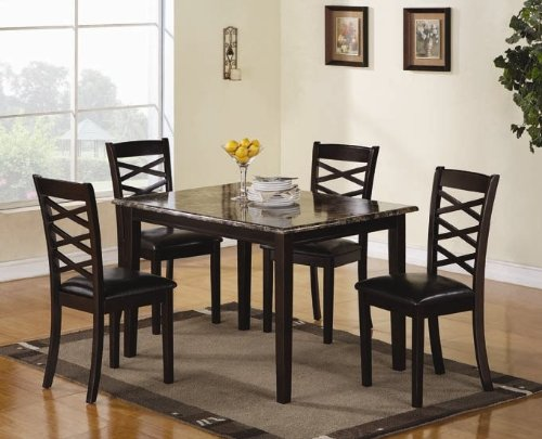 5-piece-dining-set-in-brown-cherry-finish-by-coaster-nopart-150157