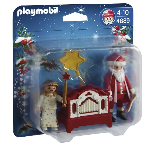Playmobil-626577-Navidad-ngelPap-Noelrgano