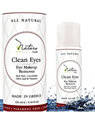 The Best Natural Eye & Face Makeup Remover - Oil Free...