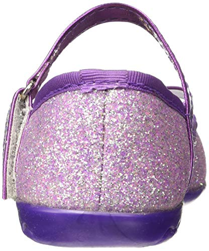 Disney Sofia the First Girls 11 School Backpack Glittered Flower Design