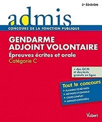 Gendarme adjoint volontaire - Épreuves écrites et orale - Catégorie C - Admis - Tout le concours