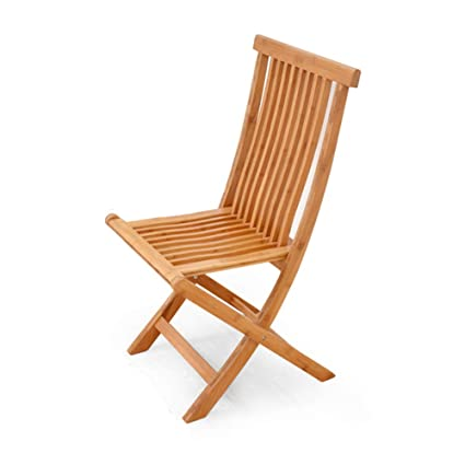 Pleasant Amazon Com Folding Chair Dining Chairs Seat Chair Bamboo Download Free Architecture Designs Scobabritishbridgeorg