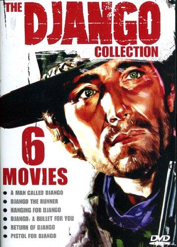 Django Collection Volume One: Six Film Set by Tgg Direct