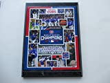 CHICAGO CUBS 2016 WORLD SERIES CHAMPIONS COMPOSITE PHOTO MOUNTED ON A '9 X 12' BLACK MARBLE PLAQUE