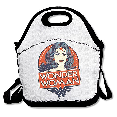 Gallery Of Wonder Woman Lunch Bag For Men Women And (Gallery Lunch Tote)