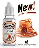 Capella Flavour Concentrate Drops Original 13ml Bottles (Caramel V2)