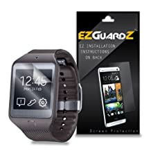 (5-Pack) EZGuardZ Screen Protector for Samsung Gear 2 Neo Smartwatch (Ultra Clear)