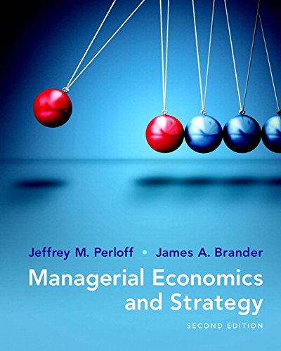 - Managerial Economics and Strategy Plus MyLab Economics with Pearson eText -- Access Card Package (2nd Edition) (Pearson Series in Economics)