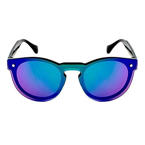 00b357dd83 BLACK MAMUT Lentes de Sol Micas Tornasol Armazón de Policarbonato (Cat Eyes  Púrpura Tornasol): Amazon.com.mx: Ropa, Zapatos y Accesorios