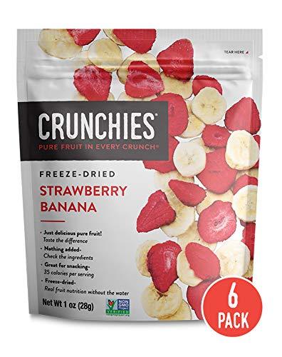 Crunchies Crispy Natural Freeze Dried Strawberry