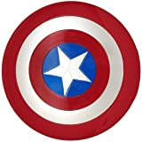 Planet of Toys Captain America Shield with Light and Sound for Kids, Children (32Cm )