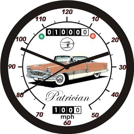 Amazon Com Packard Patrician Wall Clock Free Usa Ship Home Kitchen
