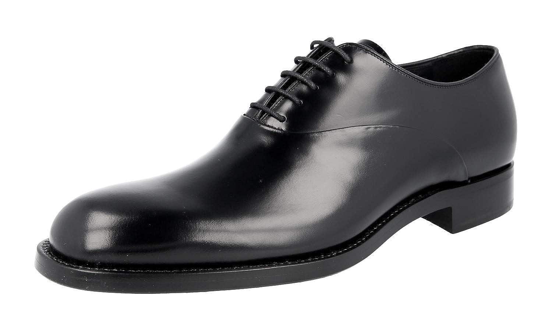 Prada PCU010 Leder Business Schuhe Herren 523afmmom12563