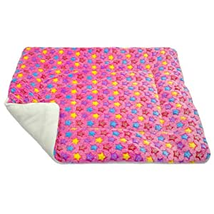 Amazon.com: FidgetGear Fleece Dog Bed Mat Pad Warm Pet Dog ...