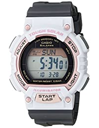 Casio Women's Solar Runner Sport Watch (Model:STL-S300H-4ACF)