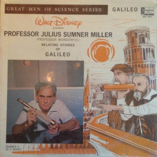 - Walt Disney's Great Men of Science Series Galileo