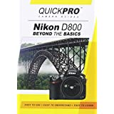 Nikon D800 Beyond the Basics DVD by QuickPro Camera Guides