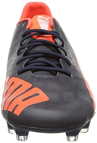 De Eclipse Bleu 02 total Fg Homme Blau Pour Football white lava Sl Blast Chaussures Evospeed Puma qPXFwBw