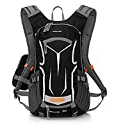 LOCAL LION Cycling Backpack Biking Backpack Daypack Bike Rucksack Cycling Rucksack For Outdoor Sports Running Travelling…