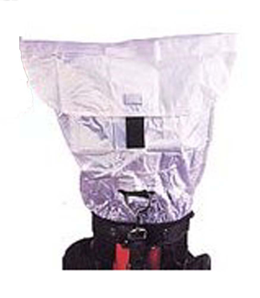 Golf Bag Rain Hood with Velcro Close B003SG9CIO