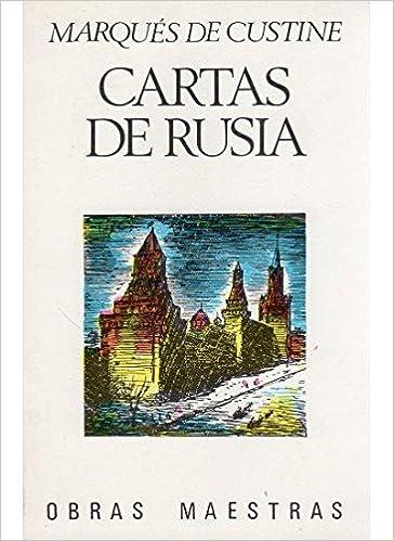 356. CARTAS DE RUSIA LITERATURA-OBRAS MAESTRAS IBERIA ...