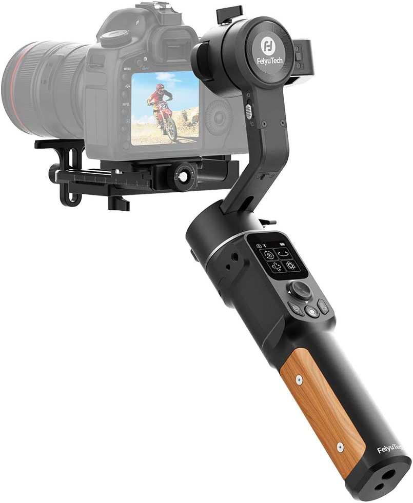 Feiyutech Ak2000c Camera Gimbal Dslr Stabiliser Camera Photo
