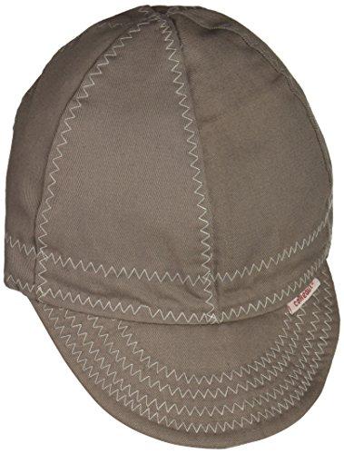 Comeaux Caps 118-1000-7-1/2 Deep Round Crown Caps, 7 1/2