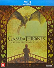 Game Of Thrones 5A Temp (Hbo) [Blu-ray] Amaray