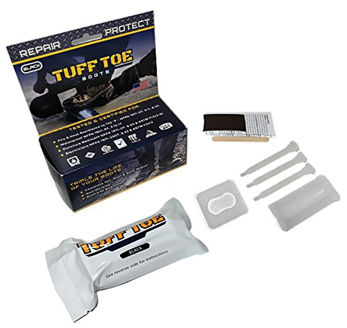 Tuff Toe Boot Black Protector Guard Cover Dip | Waterproof Shoe Repair Glue Adhesive