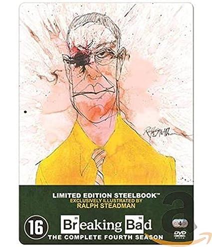 Breaking Bad - - (1 DVD): Amazon.es: Cine y Series TV